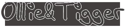 Ollie & Tigger kinderopvang boekje | kinderdagverblijfboekje | Gastouder dagboekje