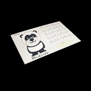gastouder gastouderbureau kinderopvang plaskaart panda zindelijkheids training