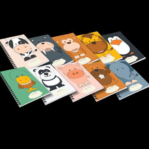 Kinderopvang dagboek set