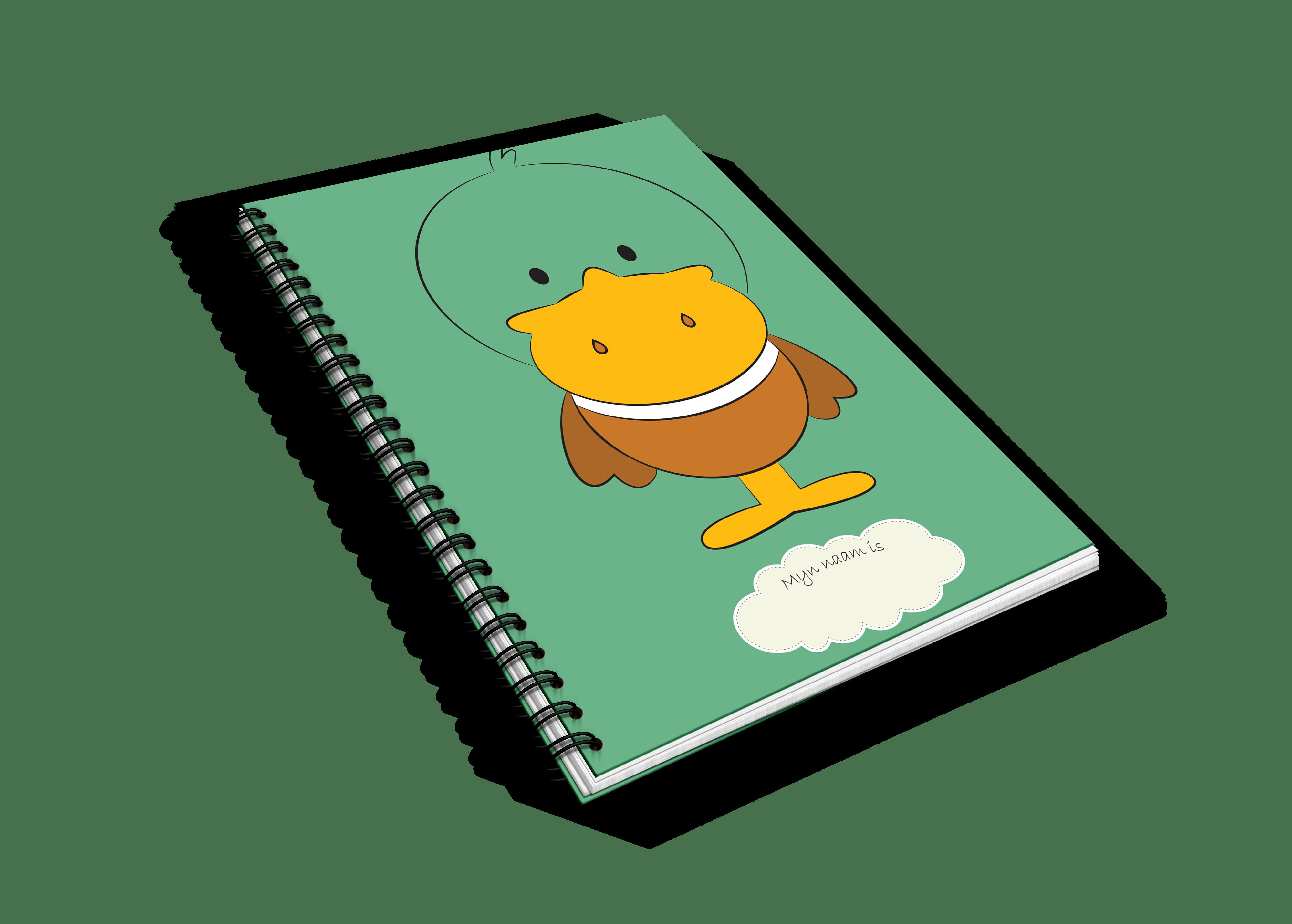 Kinderopvang dagboek eend