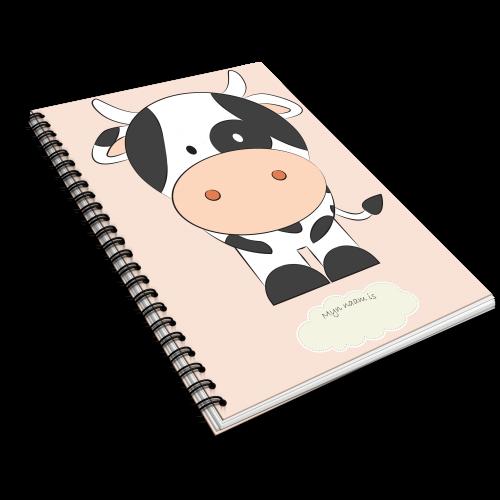 Kinderopvang dagboek koe