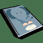 Kinderopvang dagboek olifant