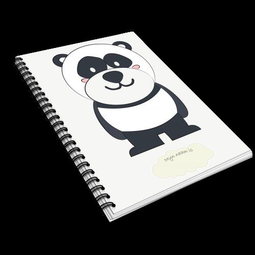 Kinderopvang dagboek Panda