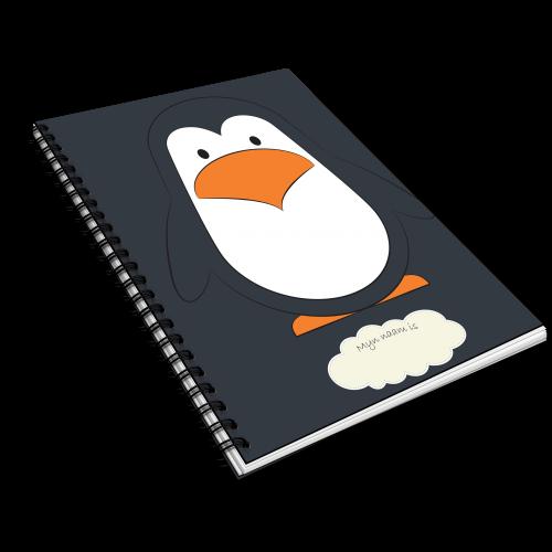Kinderopvang dagboek Pinguïn