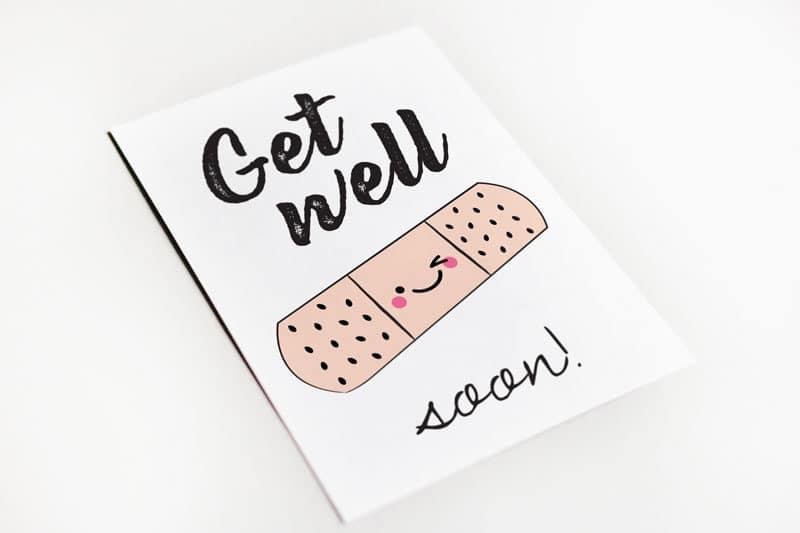 get well soon beterschapskaart